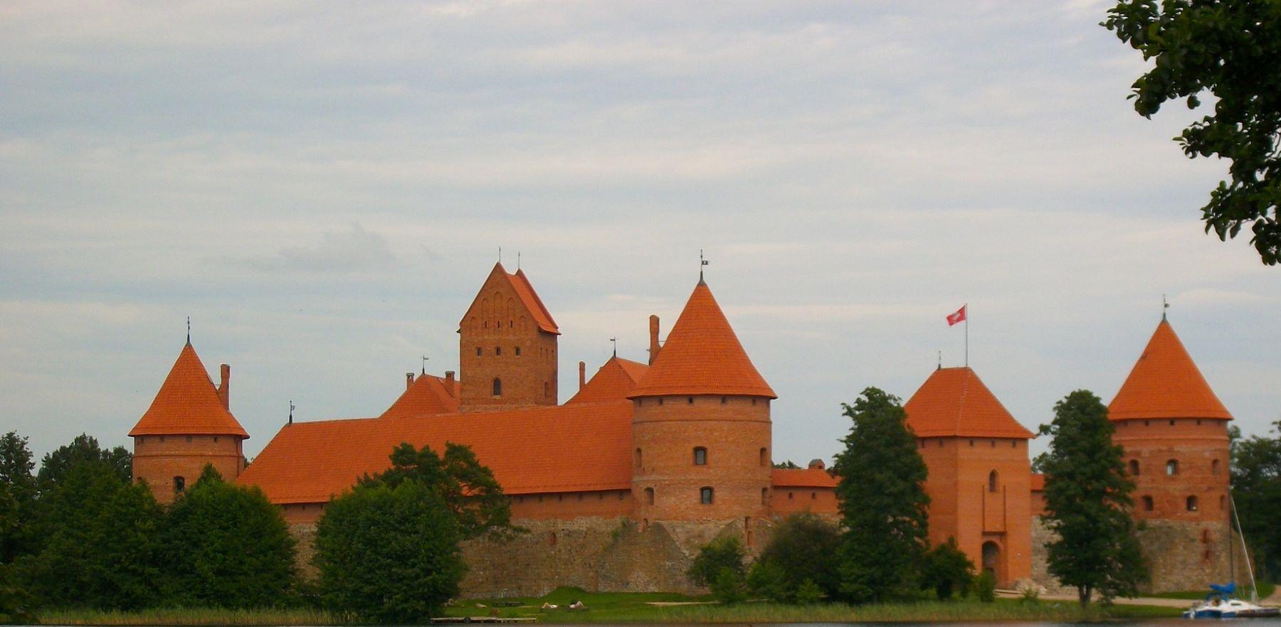 Zásilka do Litvy