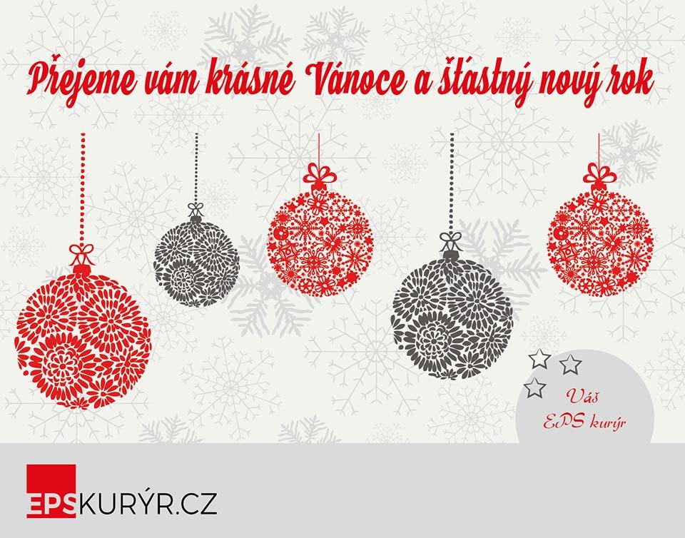 Krásné vánoce i celý nový rok!