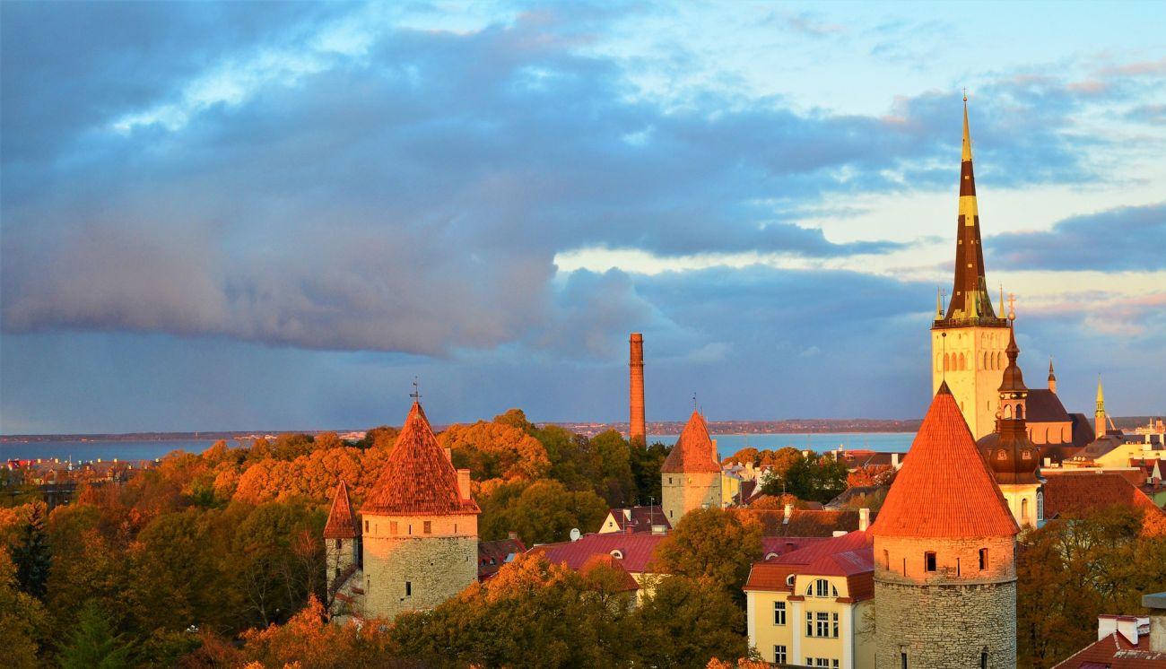 Balík do Estonska
